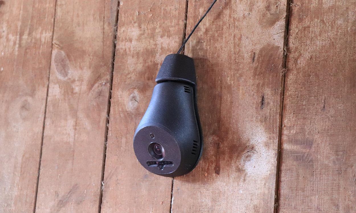 Coho box écurie boitier caméra 4G suivi cheval